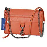 Rebecca Minkoff Multi-Colored Leather Clutch Purse Convertible Shoulder Cross Body Bag