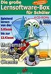Die gro�e Lernsoftware-Box f�r Sch�le...