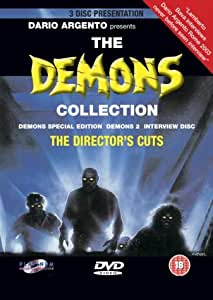 Demons (Special Edition Box Set) [DVD] [1987]