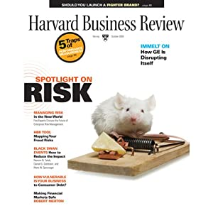 Harvard Business Review, October 2009 Periodical
