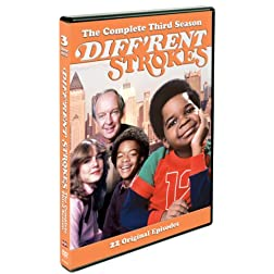 Diff'rent Strokes: The Complete Third Season