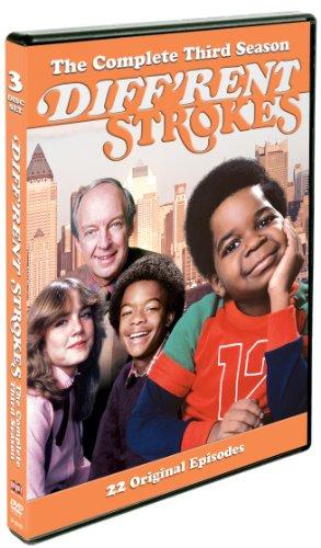 Diff'rent Strokes: Season 3 [DVD] [Import]