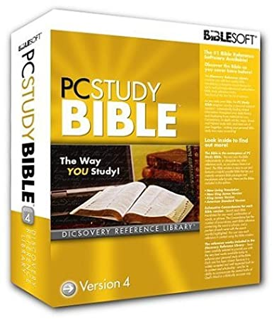PC Study Bible Discovery Reference Library