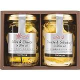 SDY-4515446410642 チーズのオリーブオイル漬けおつまみセット【ギフト対応】 [その他]