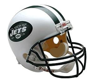 Riddell New York Jets Deluxe Replica Football Helmet by Riddell