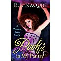 Pooka in My Pantry: Monster Haven, Book 2 (       UNABRIDGED) by R. L. Naquin Narrated by Rebecca Gibel