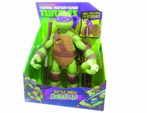Imagen de Teenage Mutant Ninja Turtles Batalla Shell Donatello