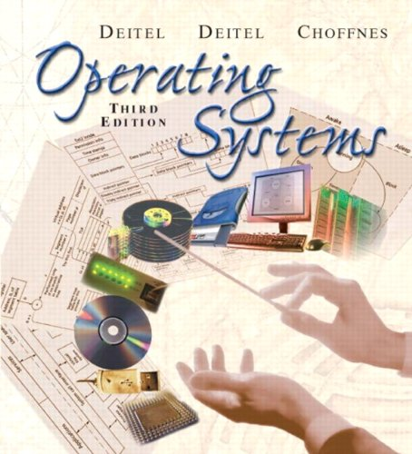 Operating Systems  0131828274 pdf