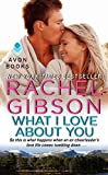 What I Love About You (Military Men, Band 2)