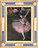 img - for Degas - The Dancer (Miniature Art Books Gallery) book / textbook / text book