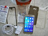 Samsung Galaxy Alpha G850a 32GB Unlocked GSM 4G LTE Quad-Core Smartphone (Gold) - AT&T - No Warranty
