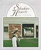 Shaker Hearts (006025369X) by Turner, Ann Warren