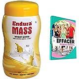 Endura Mass - 500 G (Banana) + Effacer Fitness Journal