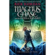 The Hammer of Thor: Magnus Chase and the Gods of Asgard, Book Two Audiobook by Rick Riordan Narrated by Kieran Culkin