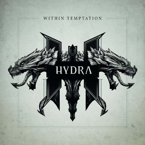 Hydra [Double CD + Media Book (100 page booklet)] By Within Temptation (2014-02-03)