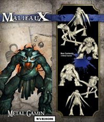Wyrd miniature 20306 Arcanists metal GAMIN M2E - 3