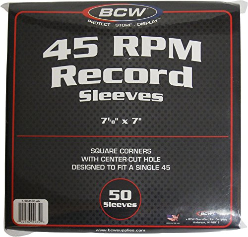 100-BCW-Brand-7-Record-White-Paper-Inner-Sleeves