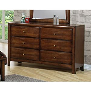 Scottsdale Bedroom Collection Dresser Deep Walnut Kitchen Dining