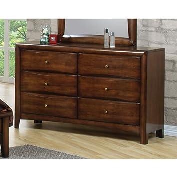 Scottsdale Bedroom Collection Dresser - Deep Walnut