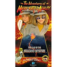 Mary Kate Olsen i Ashley: The Case of the Volcano Mystery