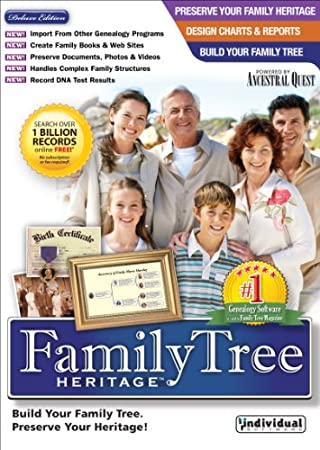 Family Tree Heritage 7  [Download]