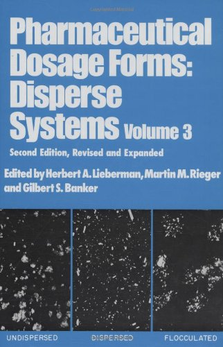 Pharmaceutical Dosage Forms: Disperse Systems
