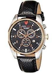 Swiss Eagle SE-9069-02 Analog Watch - For Men