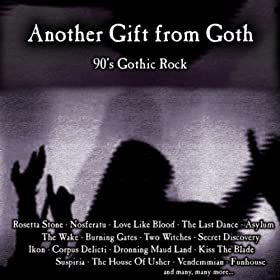 Another Gift from Goth - 90's Gothic Rock