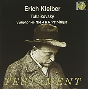 Tchaikovsky: Symphonies Nos.4 & 6 (2 CDs for the Price of 1)