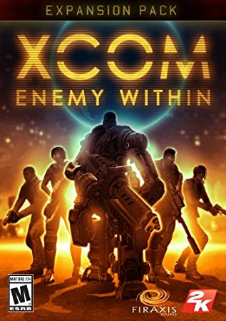 XCOM: Enemy Within [Online Game Code]