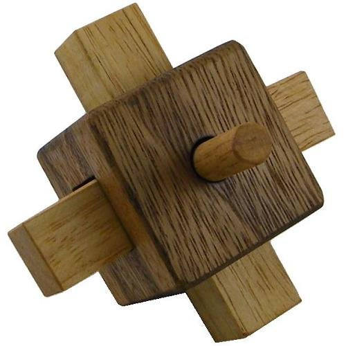 Cheap Winshare and Games Lock Wooden Puzzle Brain Teaser (B005K2WNJO)