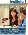 Write Like This: Teaching Real-World...