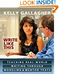 Write Like This: Teaching real-world...
