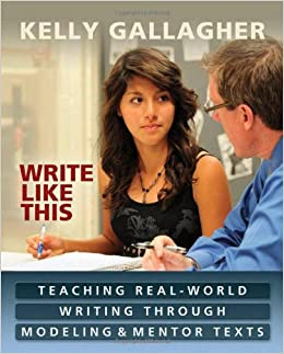 kelly gallagher write like this Write like this by gallagher, kelly paperback available at half price books® .