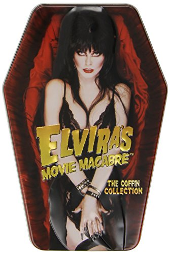 Elvira's Movie Macabre: The Coffin Collection