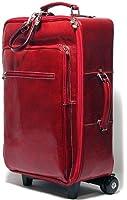 Floto Luggage Venezia Gusset Zip Trolley Wheeled Duffle from Floto Imports
