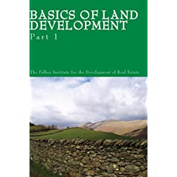 Basics of Land Development: Part 1