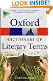 The Oxford Dictionary of Literary Terms (Oxford Paperback Reference)