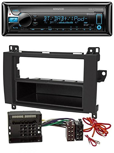 Kenwood-CD-MP3-DAB-USB-Bluetooth-Autoradio-fr-Mercedes-A-Klasse-B-Klasse-Vito-Viano-VW-Crafter
