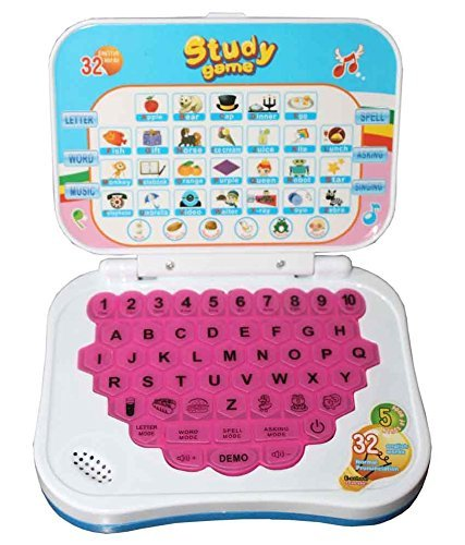 Tinee Mini Laptop English Learning Study Game For Kids