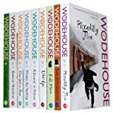PG Wodehouse PG Wodehouse Collection 9 Books Set Pack New RRP: £ 71.91 (P. G. Wodehouse) (PG Wodehouse) (The Clicking of Cuthbert, Summer Moonshine, Monkey for Nothing, A Damsel in Distress, The Girl in Blue, Ukridge, Full Moon, Aunts Aren't Gentlemen)