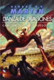 Canción de hielo y fuego: Danza de dragones (bolsillo): 5 (Gigamesh Bolsillo - 3 Volúmenes)