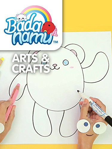 Badanamu Arts & Crafts EP1: Let's Draw Bada