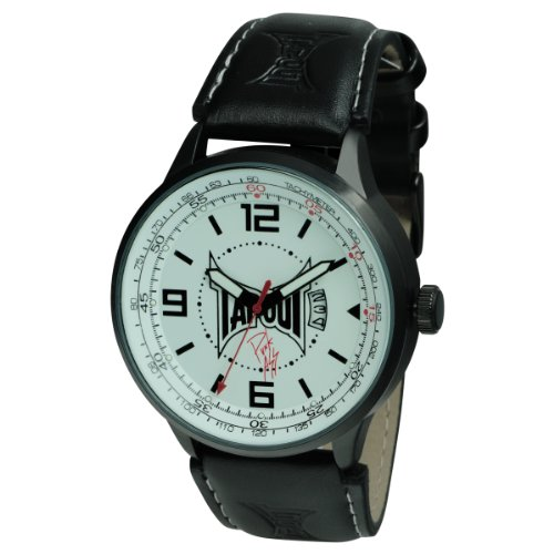 TapouT Men's RA-WH Quartz White Watch