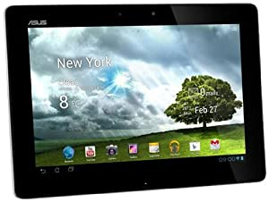 Asus Transformer Pad TF300T 25,7 cm (10,1 Zoll) Convertible Tablet-PC (NVIDIA Tegra 3, 1,2GHz, 1GB RAM, 16GB HDD, NVIDIA 12 GeForce, Touchscreen, Android OS) weiß