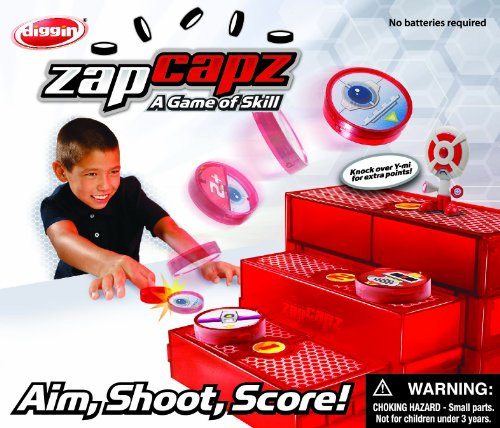 ZapCapz Game Set - 1