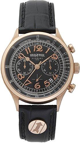 goldpfeil-chronograph-watch-g11004pb-mens-regular-imported-goods
