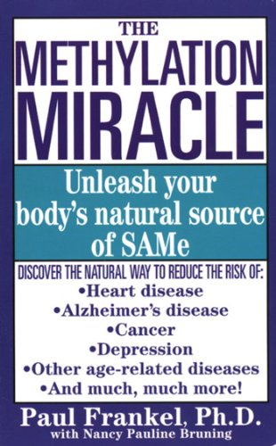The Methylation Miracle: Unleashing Your Body's Natural Source of SAM-e