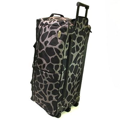 Karabar Extra Large 34 Inch Wheeled Holdall - 3 Years Warranty! (Giraffe Brown)