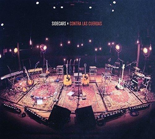 CD : Sidecars - Contra Las Cuerdas (Spain - Import)